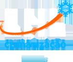LHL Climatização Logo
